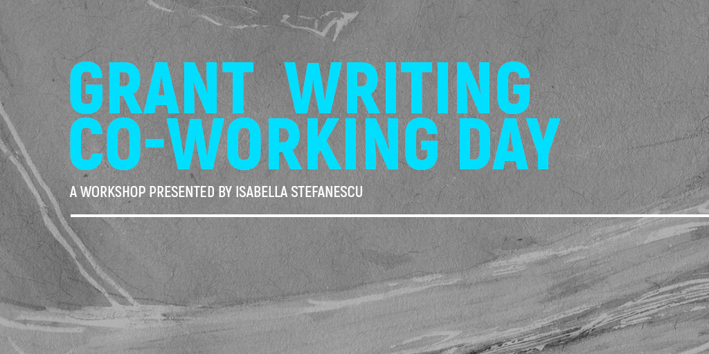 Grant Writing Co-Working Day